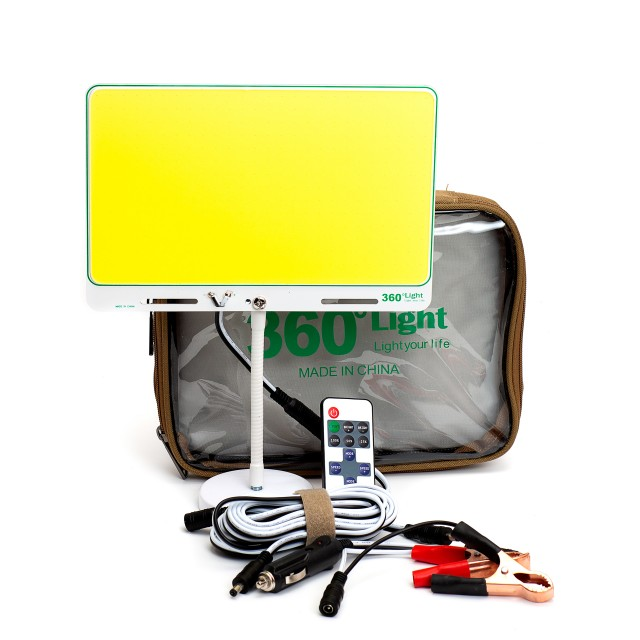 LED панель 12V для кемпинга, 550Вт