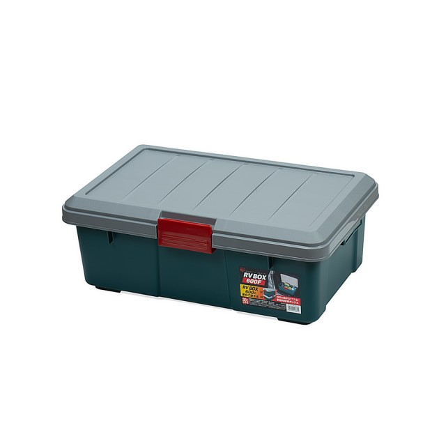Экспедиционный ящик IRIS RV BOX 600F, 25л
