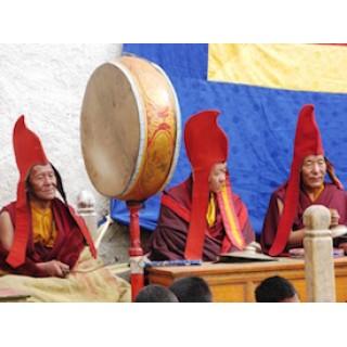 Путешествие в тибетское королевство Мустанг