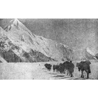 История освоения Хан Тенгри