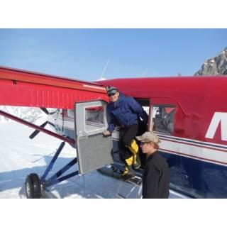Экспедиция команды Trekking Club на пик МакКинли (6194м), Аляска