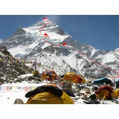 Описание маршрута на пик Чо-Ойю (8201м), Гималаи