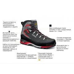 Треккинговые ботинки Asolo Corax: обзор